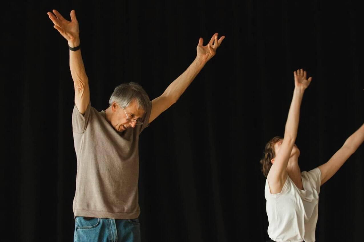 Couple dancing | A Dance for Two | Collective Identity