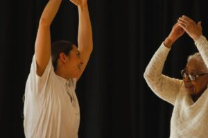 Women dancing | Collective Identity