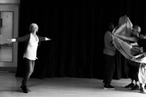 Group dancing   Collective Identity