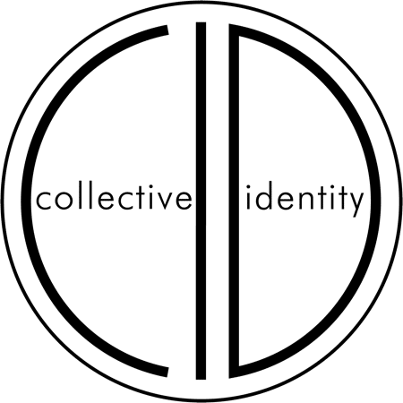 Collective Identity logo black